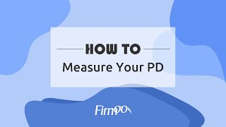 How to Measure Your PD Firmoo com