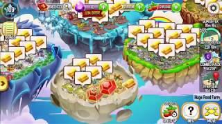 Heroic Race Dragon City Reach LAP 3 Node 1 High Tech Dragon