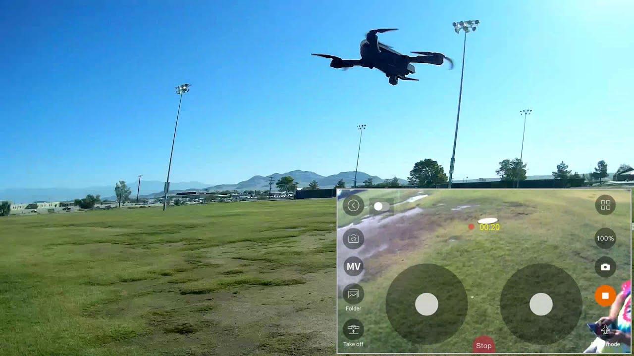 1808 Falcon Good Cheap Beginners FPV Camera Drone Flight Test Review фотки