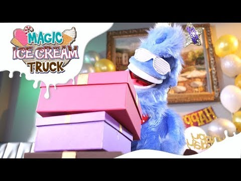 Magic Ice Cream Truck - EP.10 Bling Bling's big birthday