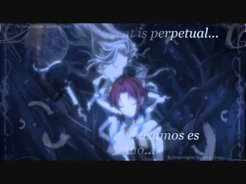 Trinity Blood Broken Wings Subtitle in Spanish & English