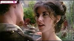 Sarah Young Beautiful Hot Italian Actress in Lucretia Borgia Film
