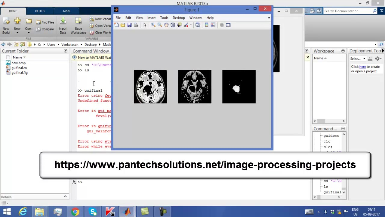 Matlab Code for Image segmentation using K means algorithm