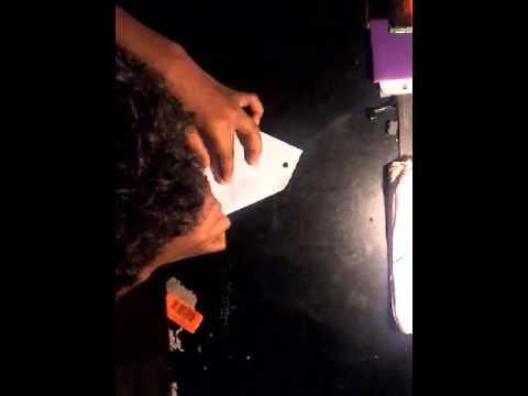 Lined paper vs printer paper war + tutorial