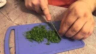 Салат из древесного гриба