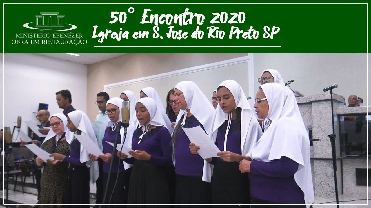 Sublime gra�a Doce o som Que salva o pecador - 50� Encontro 2020