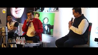 Gambar cover Team REWIND's Archisman Mozumder hosts a chat show with noted singer Amit Kumar for YES Bank !