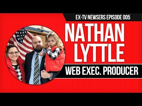 Nathan Lyttle - Digital Executive Producer Quits TV News Job to Pursue Teaching Music