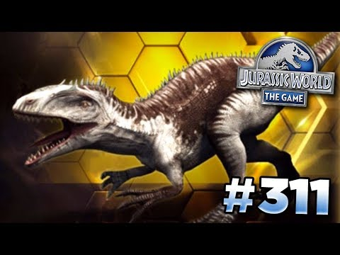 ACROCANTHOSAURUS UNLOCKED! || Jurassic World - The Game - Ep311 HD