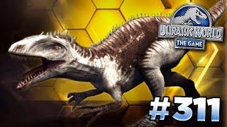 ACROCANTHOSAURUS UNLOCKED! || Jurassic World - The Game - Ep311 HD