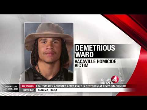 Student at Vacaville High Shot and Killed Monday Morning