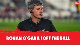 Ronan O'Gara | Reaction to Christchurch attacks, Ireland will beat Wales, 2009 memories