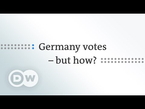 #GermanyDecides: The German parliament   DW English