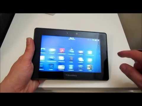 Обзоры: Blackberry Playbook 16 GB