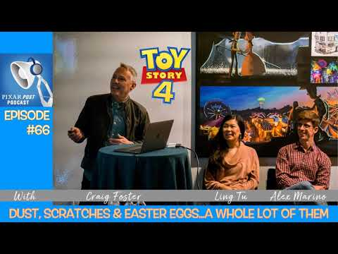 Podcast #66: Does 'Toy Story 4' Have The Most Easter Eggs Of Any Film...Ever? Dive Into All The...