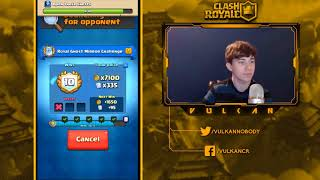 Clash Royale BEST TIPS AND TRICKS | ROYAL GHOST MIRROR CHALLENGE | Live Gameplay