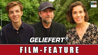 Geliefert - Film-Feature | Bjarne Mädel | Nick Julius Schuck | Anne Schäfer