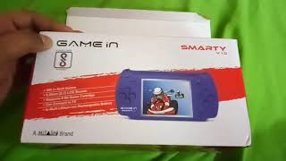 Unboxing game in smarty version 1.0