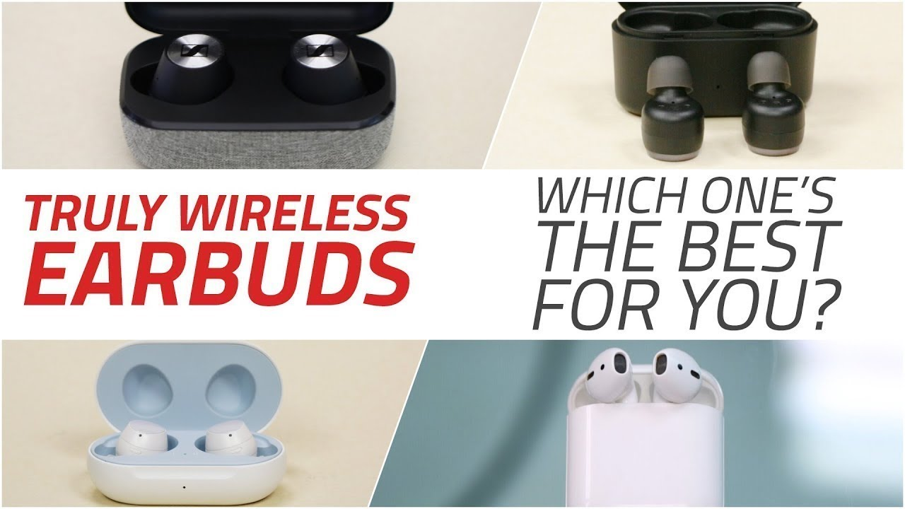 f367c9992f8 The Best Truly Wireless Earphones You Can Buy - YouTube