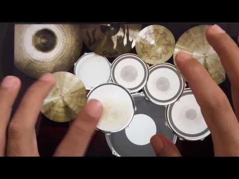 Funky Kopral - Super Funk (iPad drum cover)