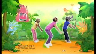 Video Just Dance Kids The Monkey Dance download MP3, 3GP, MP4, WEBM, AVI, FLV Agustus 2018