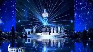 Caro Emerald - A Night Like This (Live @ Germanys Next Topmodel)
