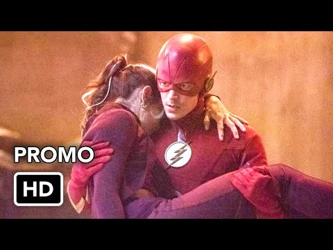 "The Flash 5x19 Promo ""Snow Pack""  Season 5 Episode 19 Promo"