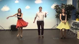 Флешмоб танец на корпоратив