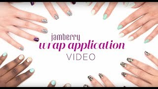 Jamberry | Official Wrap Application Video thumbnail