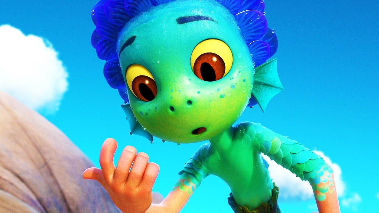 The World of Pixar's LUCA