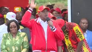 Uhuruto wapeleka kampeni Subukia, Nakuru
