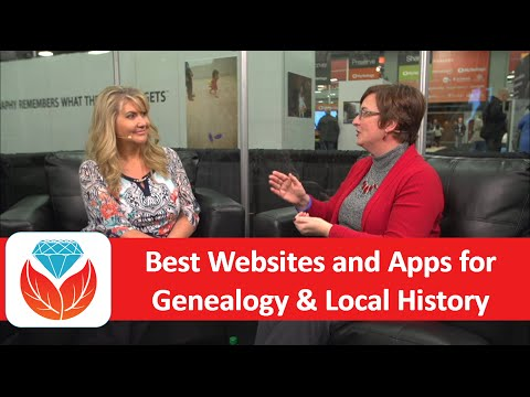 4 Great Websites And Apps For Genealogy And Local History