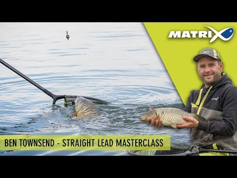 *** Coarse & Match Fishing TV *** Ben Townsend - Straight Lead Masterclass