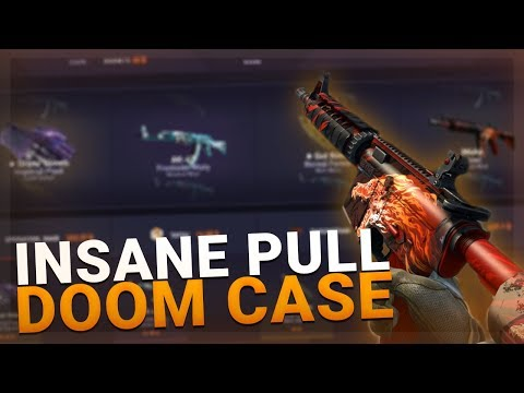 INSANE PULL ON DOOM13 CASE (DatDrop.com)