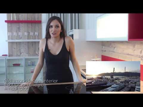 DIAMOND DESIGN INTERIOR - YACHT SHOW - PORTO MONTENEGRO