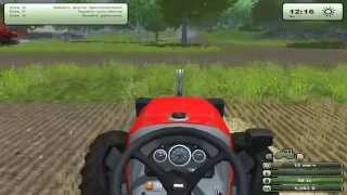 Что посеешь - то пожнешь ч3 Farming Simulator 2013(Забросив все дела, товарищей по пьянкам и суетную жизнь в городе, я отправляюсь на ферму, что завещал мне..., 2015-04-11T18:00:01.000Z)