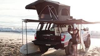 Nissan TITAN XD flexes its beach bod as TITAN Surfcamp
