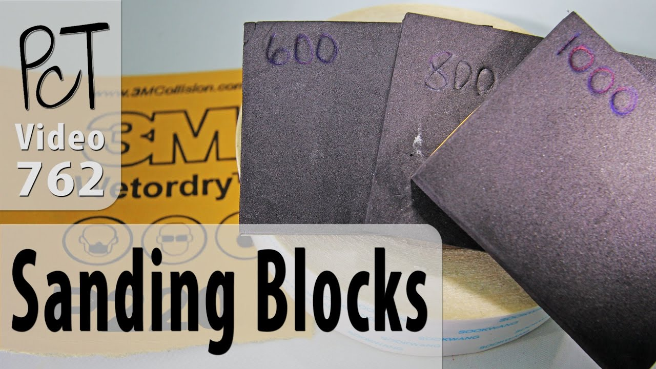 Sponge Sanding Pad-Fine-Grit Metal Clay Fimo-Polymer Clay Silver-Gold-Copper