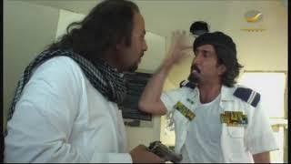 شف وش سوى الكابتن مناحي مع اللي يبي يخطف الطايرة!! :: مقاطع سكتم بكتم :: فايز المالكيِ