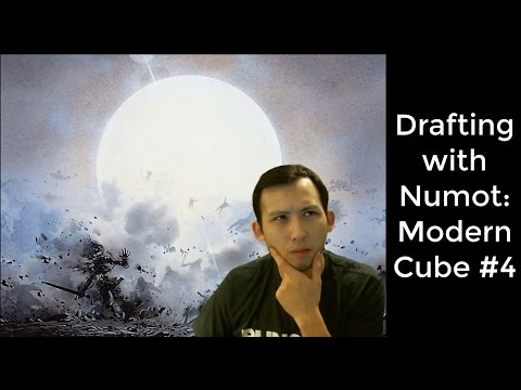 MTG | Drafting with Numot - Modern Cube #4