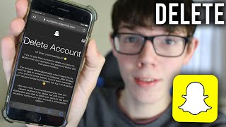 How To Delete Snapchat Account Permanently (2021 Update)
