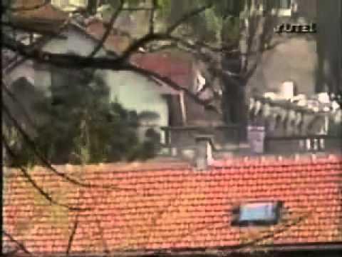 Prvi dani rata 1992  BIH *(izgubljeni snimci)*