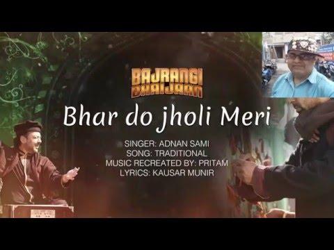 Karaoke Bhar de jholi by Rajesh Gupta