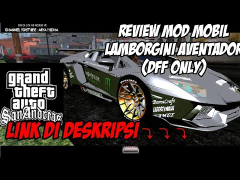 Mod Gta Sa Android Dff Only