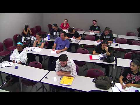 BCST 100 - Introduction to Electronic Media, September 5, 2017 Lecture