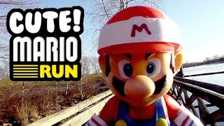 MARIO RUN! - Cute Mario Bros.