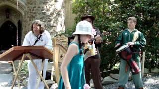 Misfits performance at Hammond Castle. 14