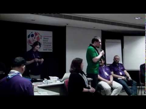 WSEC Day 2 - UN Post-2015 goals and Scouting: Education