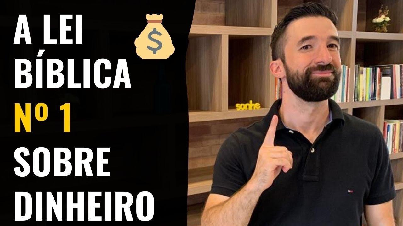 O MAIOR PRINCÍPIO BÍBLICO SOBRE DINHEIRO (Tem que entender para prosperar) | Luciano Fernandes
