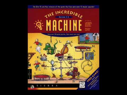 The incredible machine 3 soundtrack quot tuna loaf quot youtube